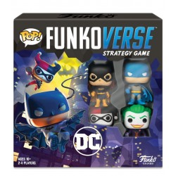 Funkoverse DC Comics Pack...