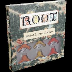 Root: Marcadores de claro