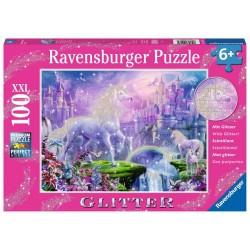 Puzzle Reino de Unicornios...