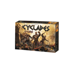 Cyclades - Titans (Expansión)
