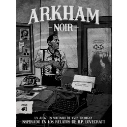 Arkham noir caso 1. Los...