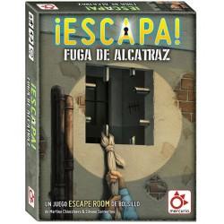 ¡Escapa! Fuga de Alcatraz