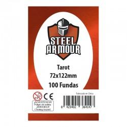 100 Fundas tamaño Tarot...