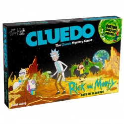"Cluedo Rick and Morty: ""De..."