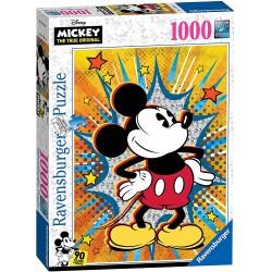 Puzzle Retro Mickey Mouse...