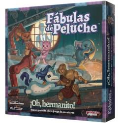 Fábulas de Peluche - ¡Oh,...