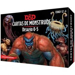 D&D Cartas de Monstruos....