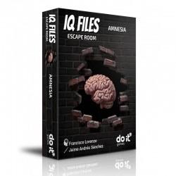 IQ Files Escape Room: Amnesia