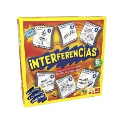 Interferencias 6 jugadores...