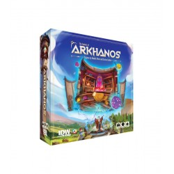The Towers of Arkhan