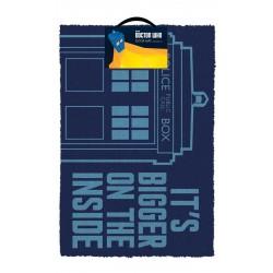 Doctor Who Felpudo Tardis...