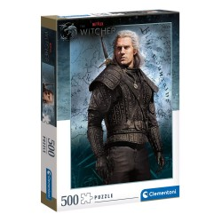 The Witcher Puzzle Geralt...