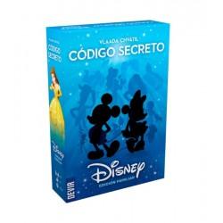 Código secreto Disney